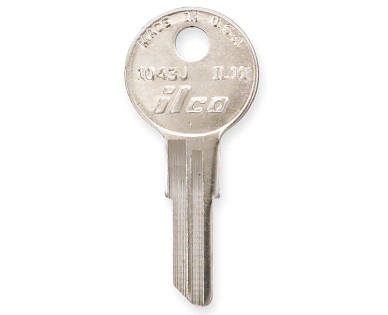 Ilco Key For Illinois