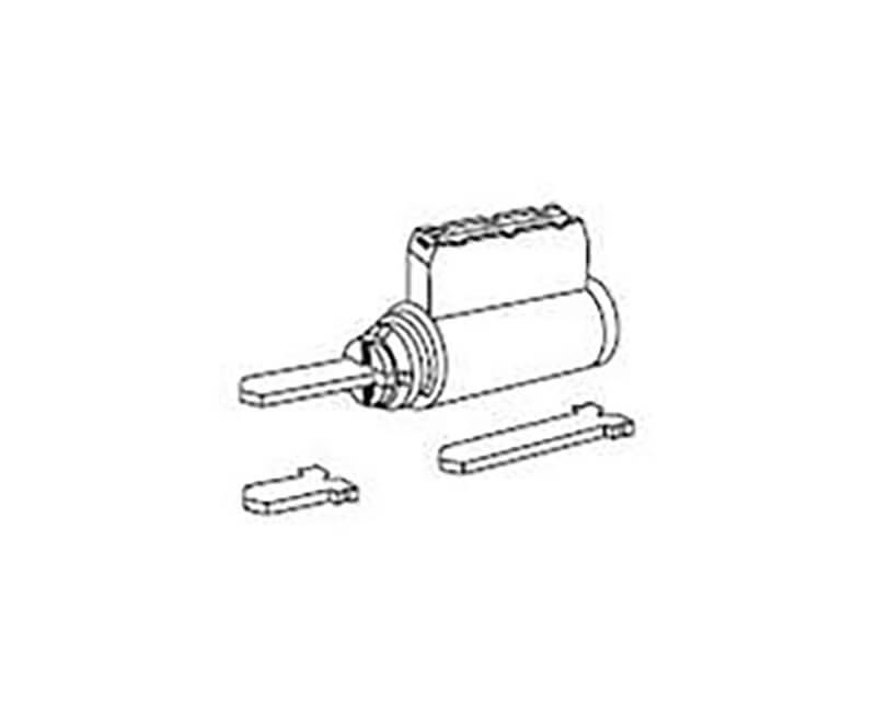 Knob Cylinder Schlage Keyway