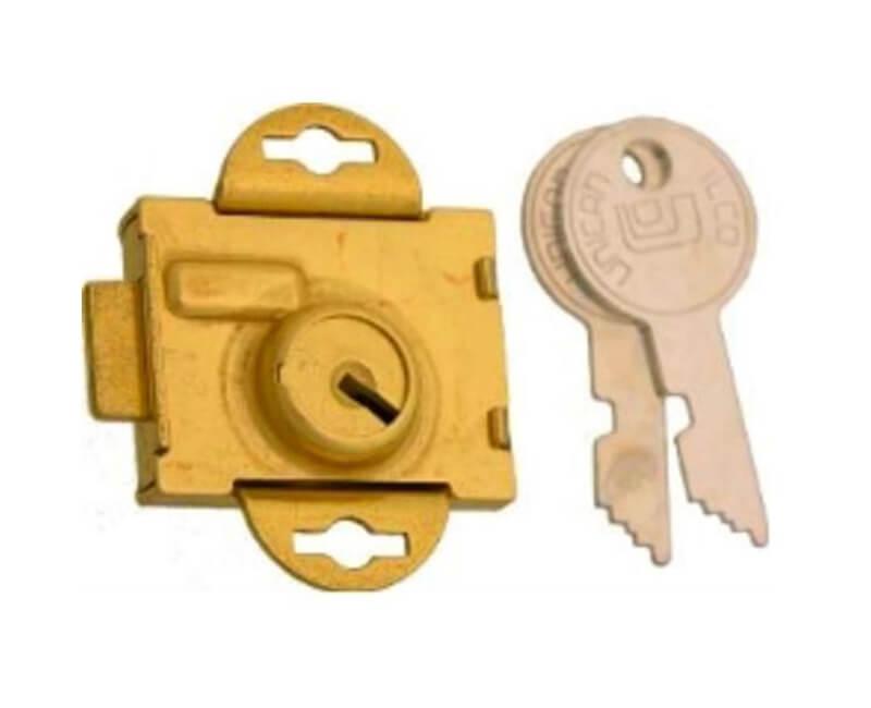 Auth Mailbox Lock