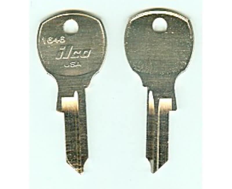 USPS Key Blank Regular - 50 Pack
