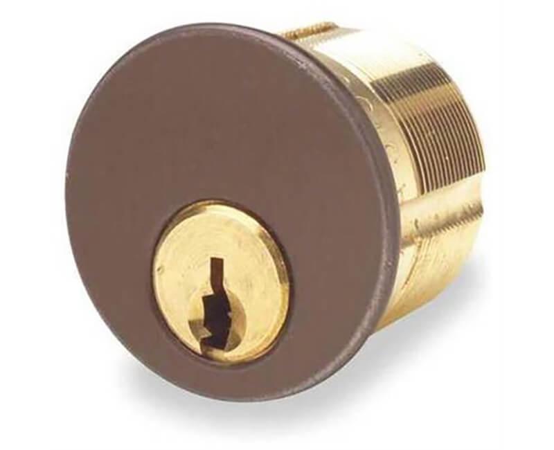 "1"" Ilco Mortise Cylinder Schlage C Keyway US46"