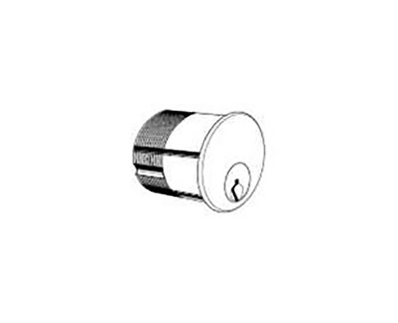 """1"""" Mortise Cylinder SE1 Keyway A.R. Cam US26D KA2"""