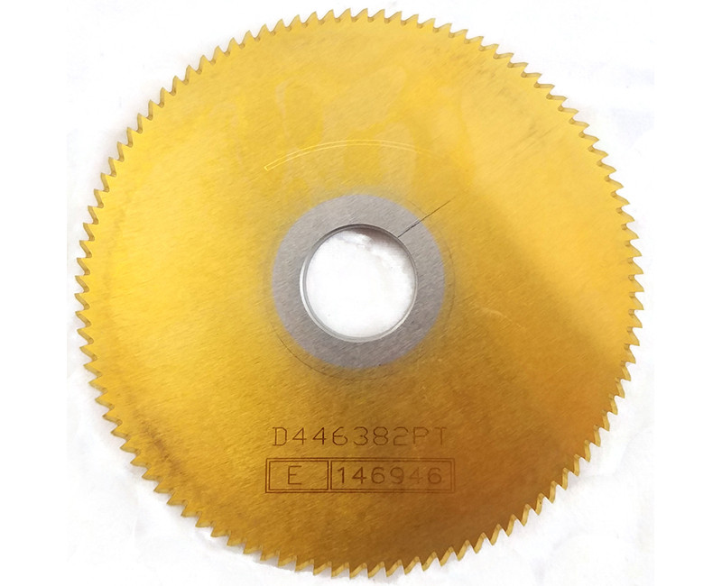 CUTTING BLADE FOR SPEED MACHINES