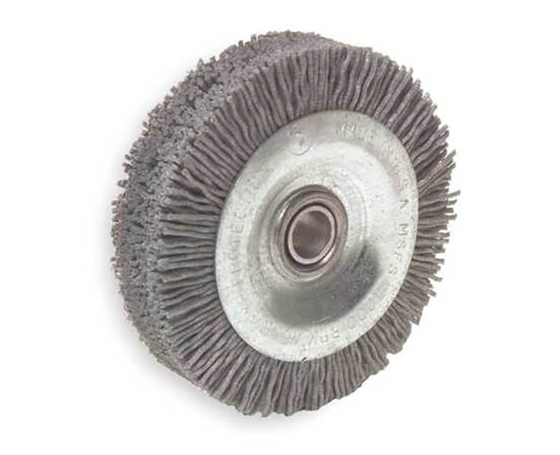 Nylon Brush For Key Machine