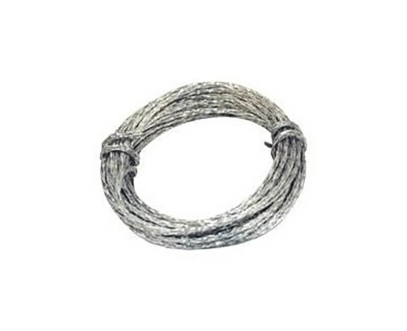 9' Braided Steel Wire - 75 LB