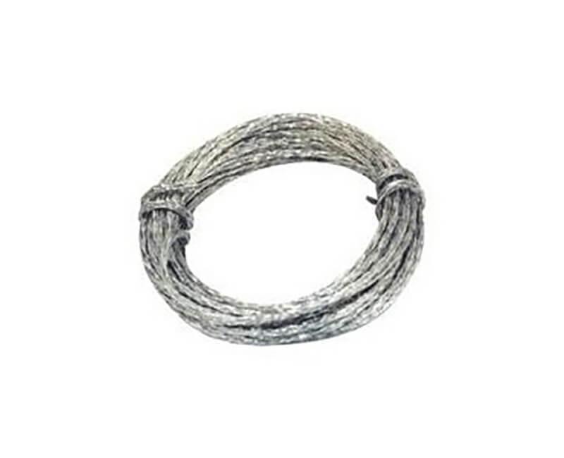 9' Braided Steel Wire - 75 LB