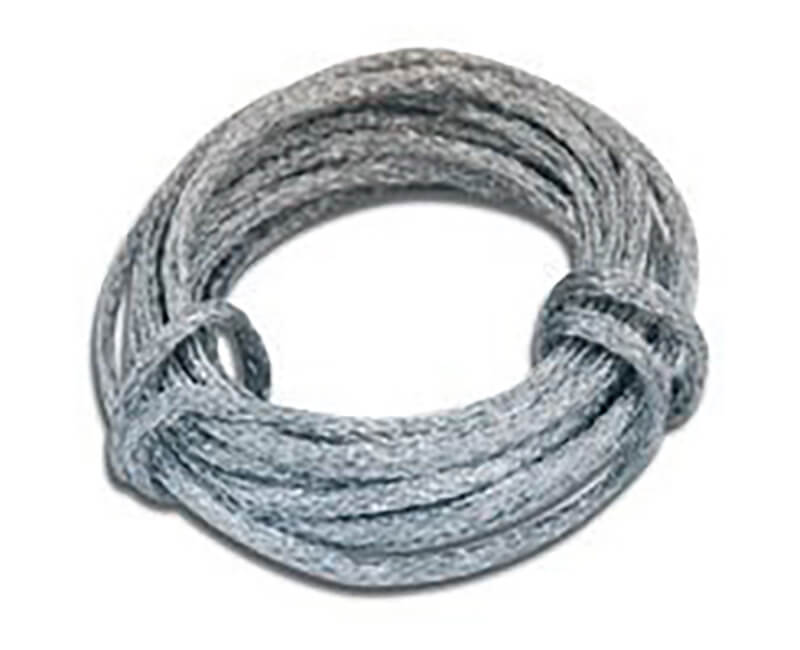 9' Braided Steel Wire - 100 LB