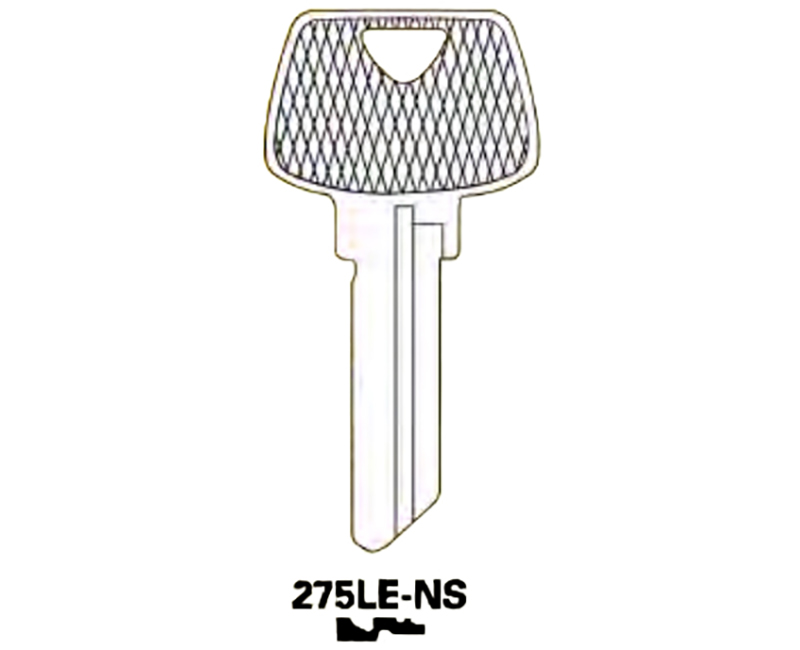 Sargent 5 Pin Key Blank - 50/Box