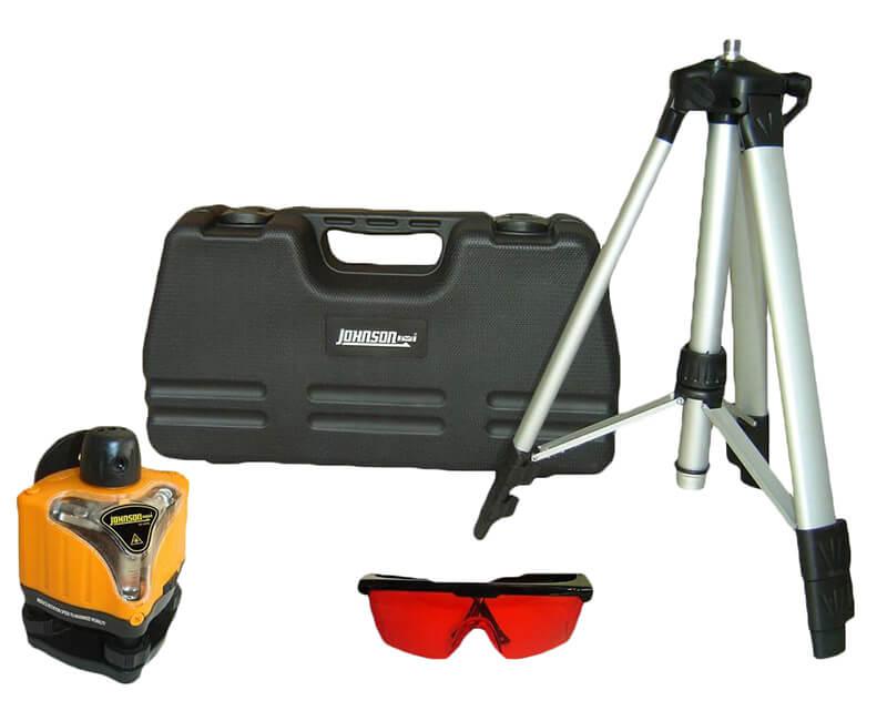Hot Shot Laser Level Kit