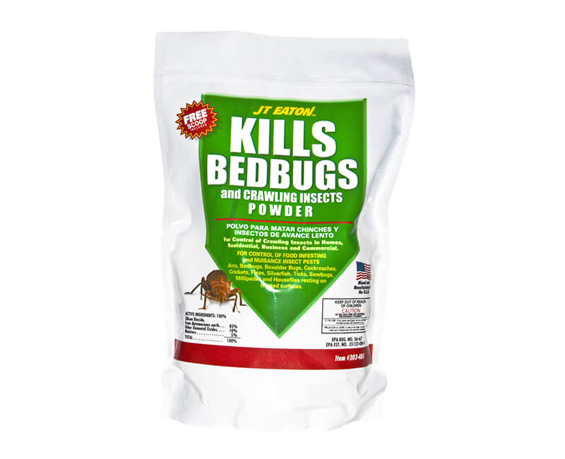 4 Lb. Bed Bug & Crawling Insect Powder