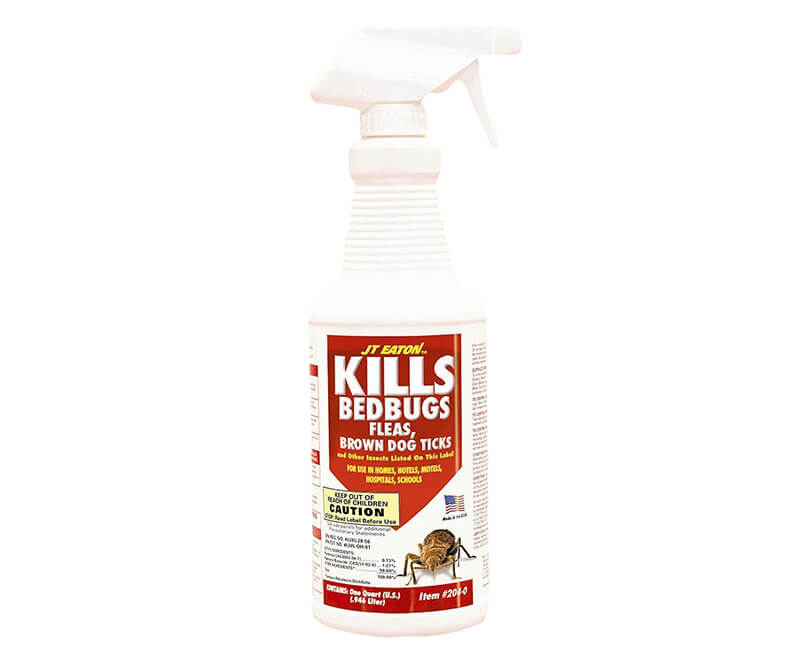 1 Qt. Oil Based Bedbug Spray