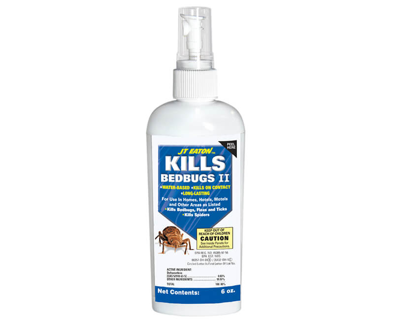 6 Oz. Waterbased Bedbug Spray