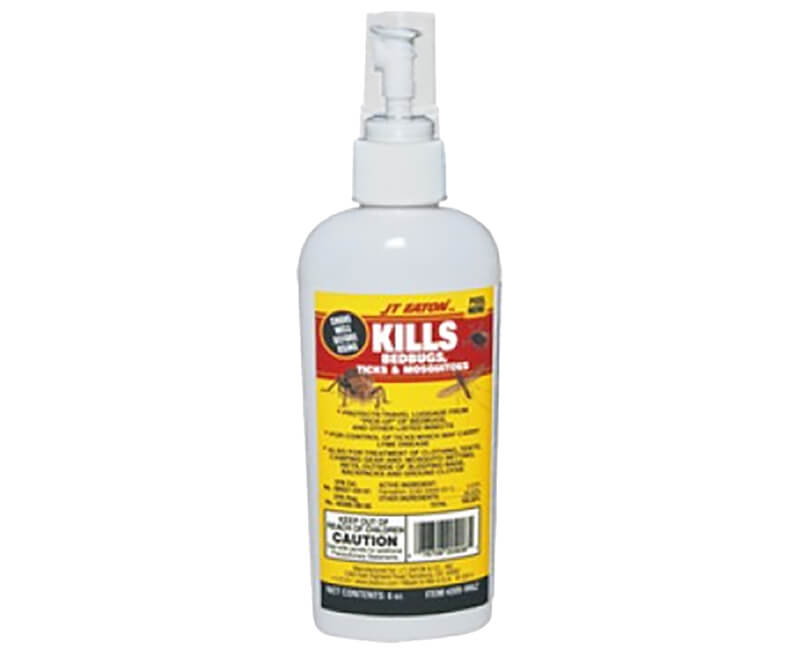 6 Oz. Bedbug Spray Waterbase