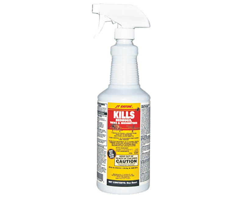 1 Qt. Waterbased Bedbug Spray