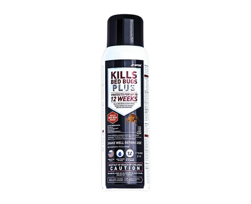 Kills Bed Bugs Plus - Aerosol