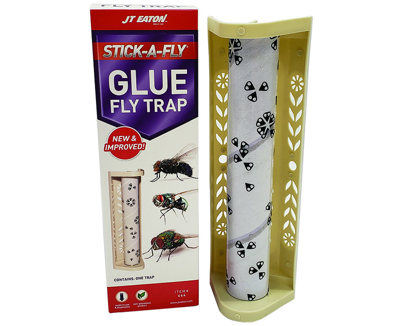 Stick-A-Fly Fly Traps With Pheromones