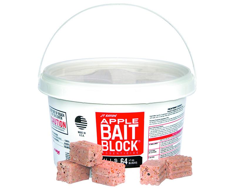 4LB APPLE BAIT BLOCKS 32 (2OZ)