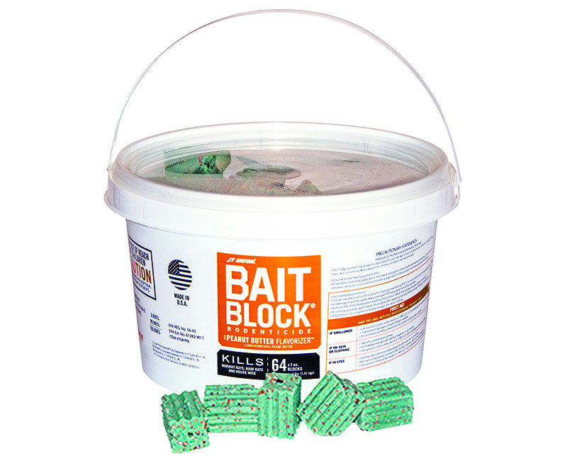 4 Lb. Peanut Butter Bait Blocks