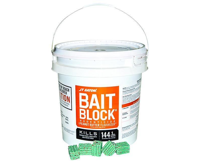 9 Lb. Peanut Butter Bait Blocks