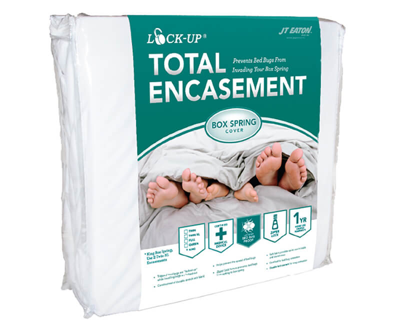 Encasement Box Spring Cover - Twin