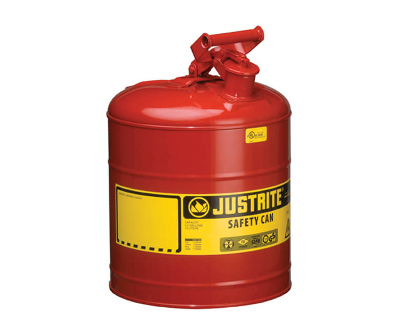 5 Gal. Metal Gas Can - Type 1 Red