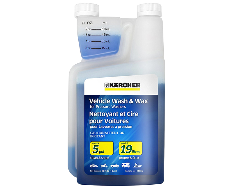 20X Vehicle Wash Quart Detergent