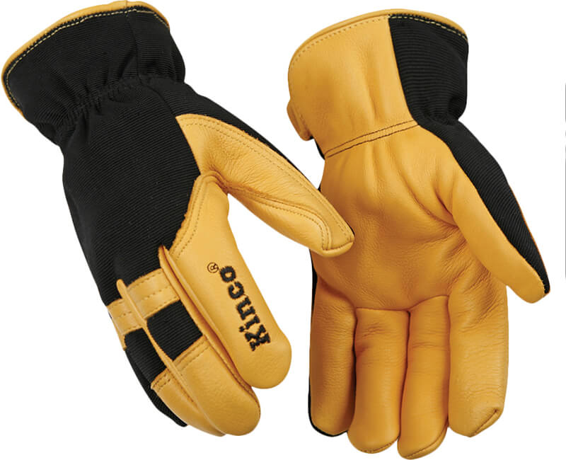 KincoPro Deer Leather Glove - Large