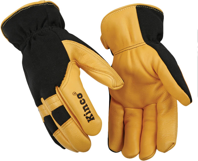 KincoPro Deer Leather Glove - X-Large