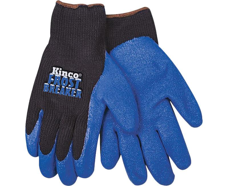 Bright Blue Frost Breaker Glove - Large