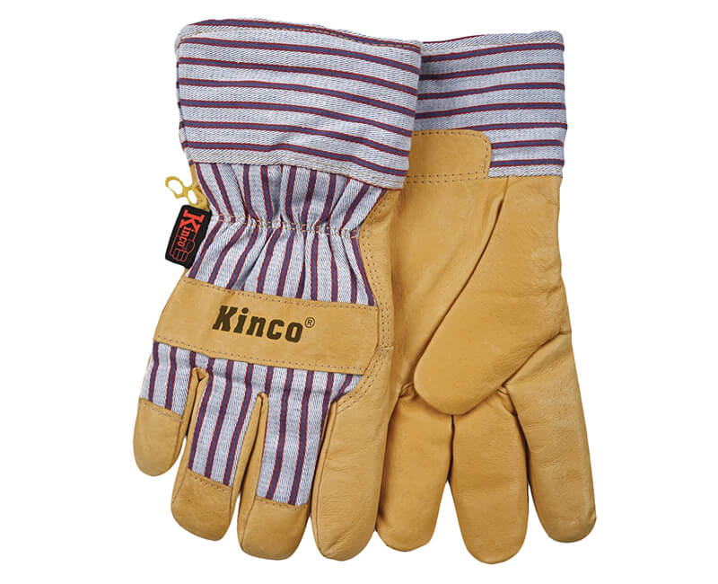 Pigskin Leather Glove - Large