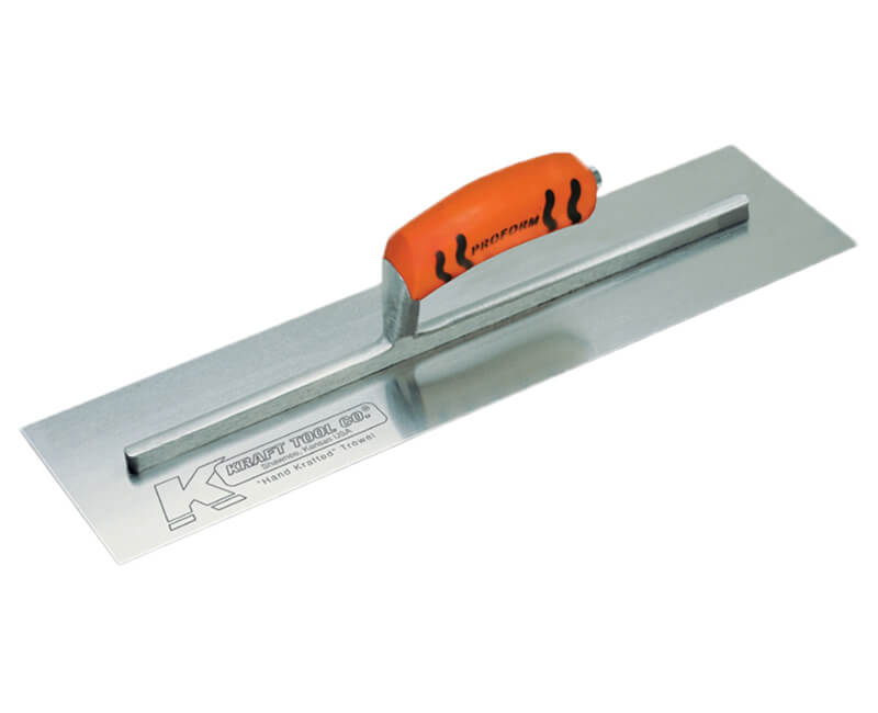 "14"" X 4-3/4"" Cement Trowel - Pro Form Handle"