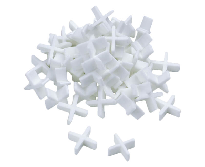 "1/16"" Tile Spacers - 300 Pack"