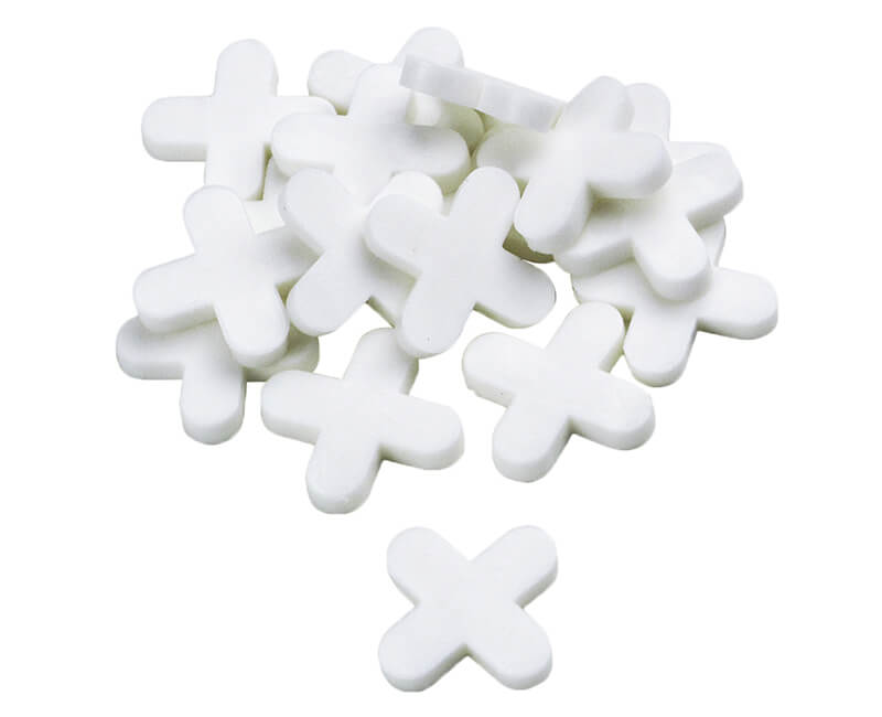 "1/4"" Tile Spacers - 100 Pack"