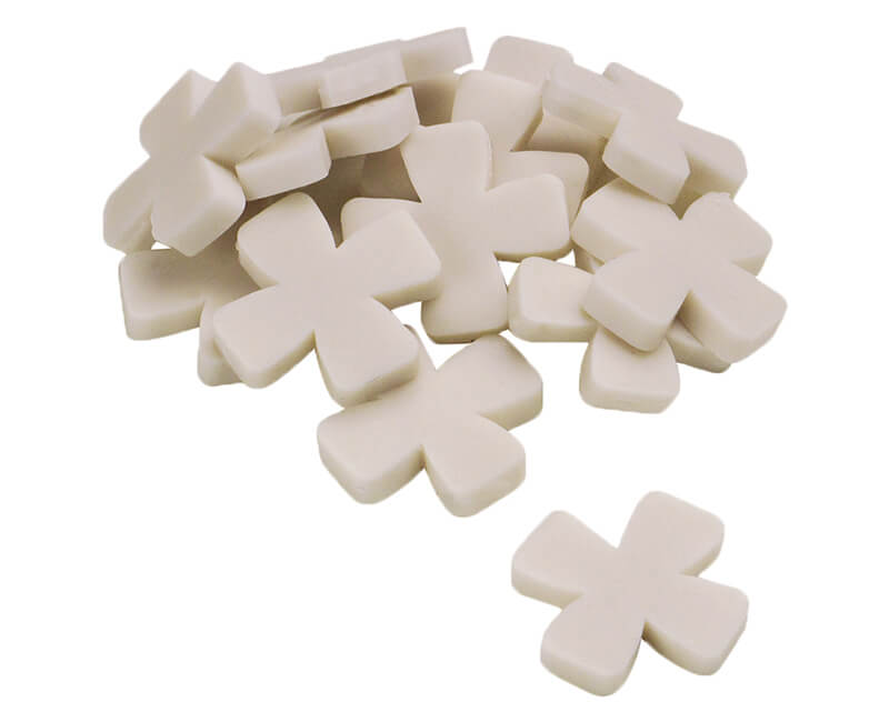 "3/8"" Tile Spacers - 50 Pack"