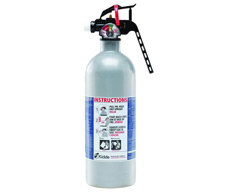 Auto Fire Extinguisher