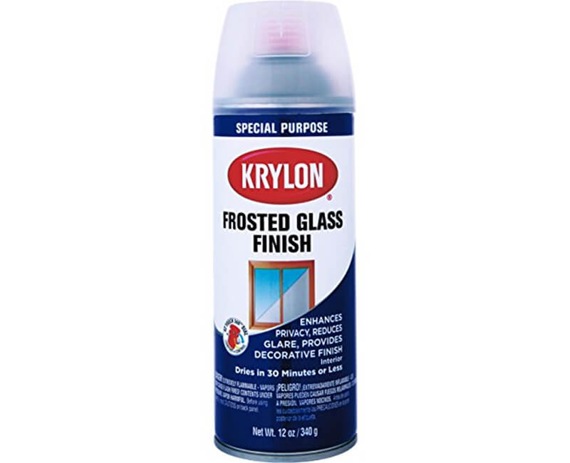12 Oz. Glass Frosting Spray Paint