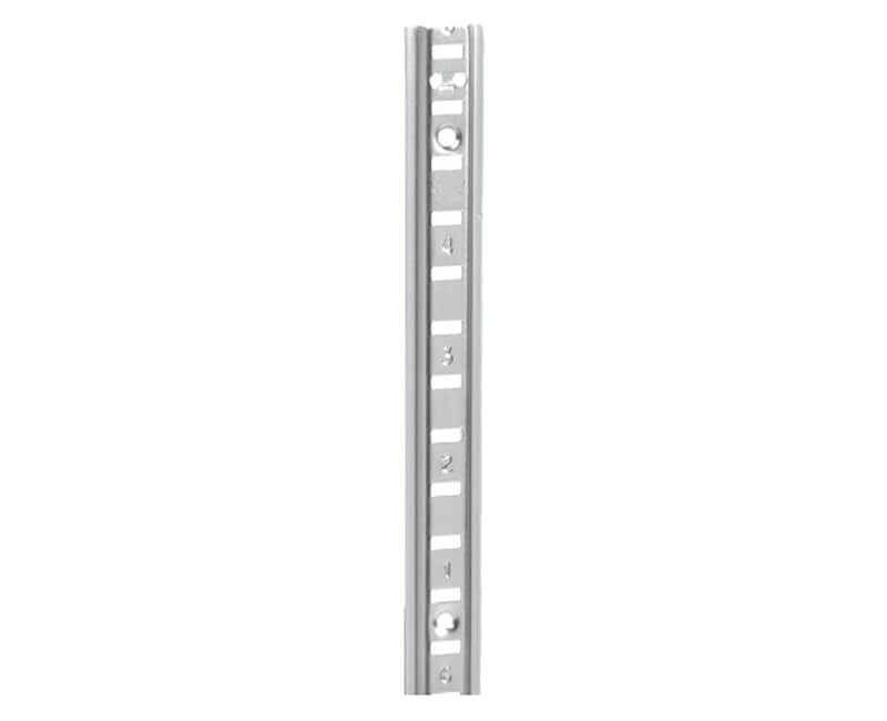 "60"" Pilaster Strips Surface Mounts - Zinc"