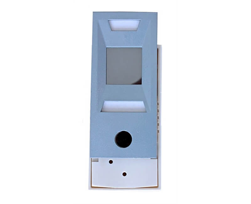 Non-Electric Chime Viewer - Silver