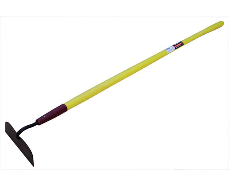 Garden Hoe - Long Fiberglass Handle
