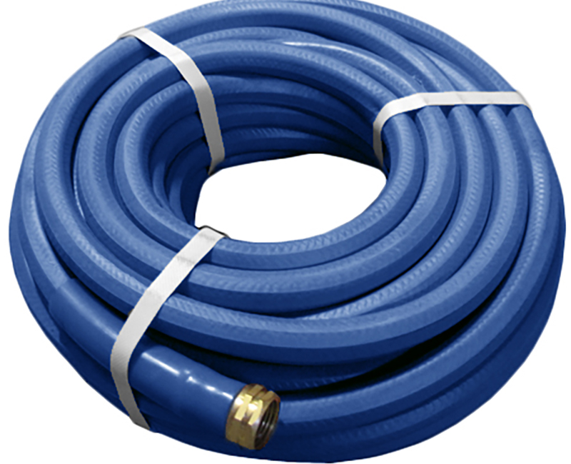 """5/8"""" X 50' Hot Water Red Rubber Hose"""