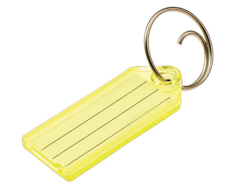 ID Tag With Tang Ring - 100 Per Box
