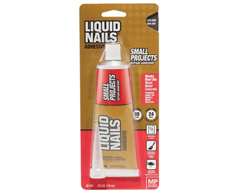 4 Oz. Small Projects Repair Adhesive