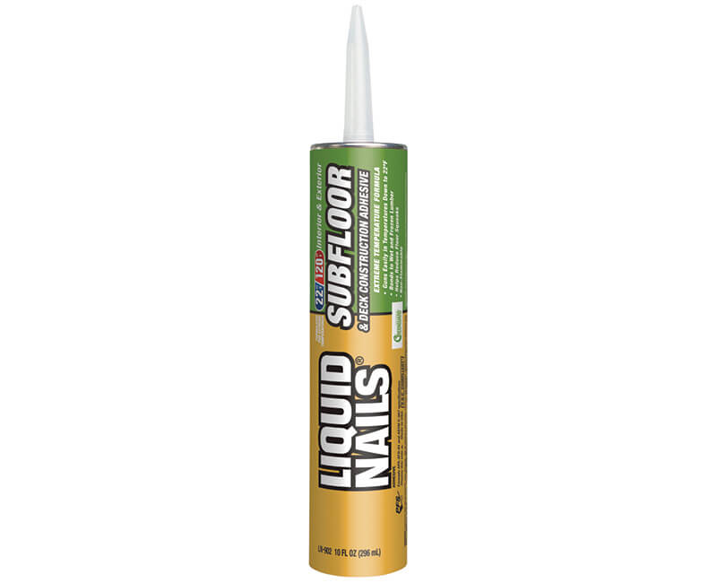 10 Oz. Subfloor Adhesives