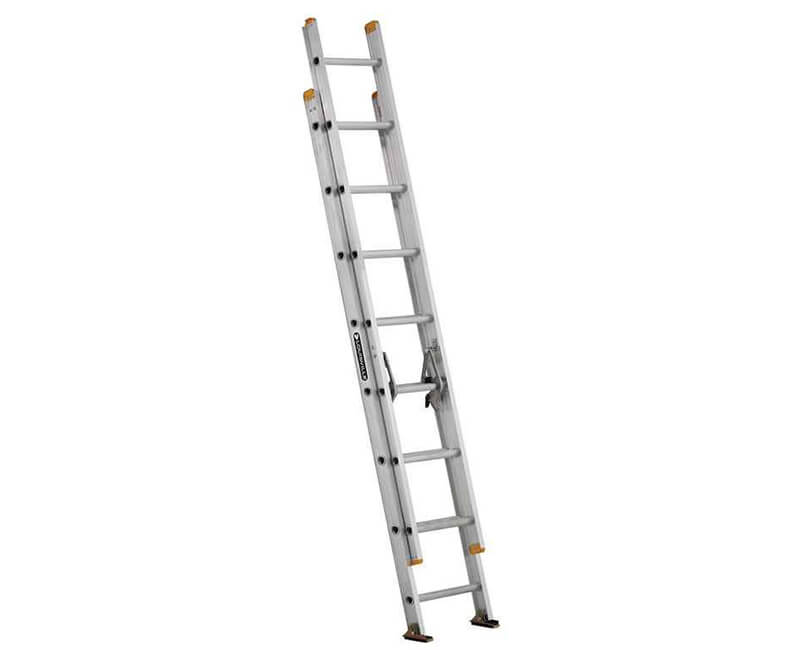 16' Aluminum Extension Ladder - 250 Lbs. Type 1