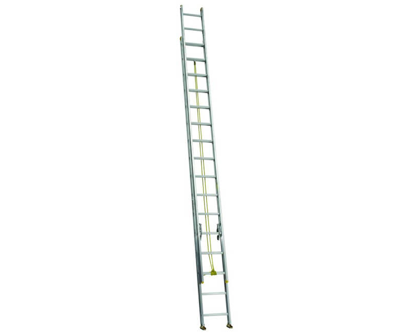 32' Aluminum Extension Ladder - 250 Lbs. Type 1