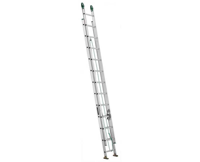 32' Aluminum Extension Ladder - 225 Lbs. Type 2