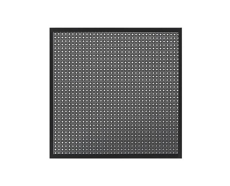 2' X 3' Lincane Black Sheet