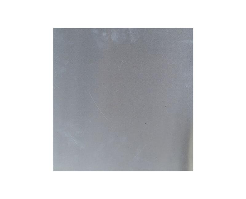 3' X 3' Plain Aluminum Sheet