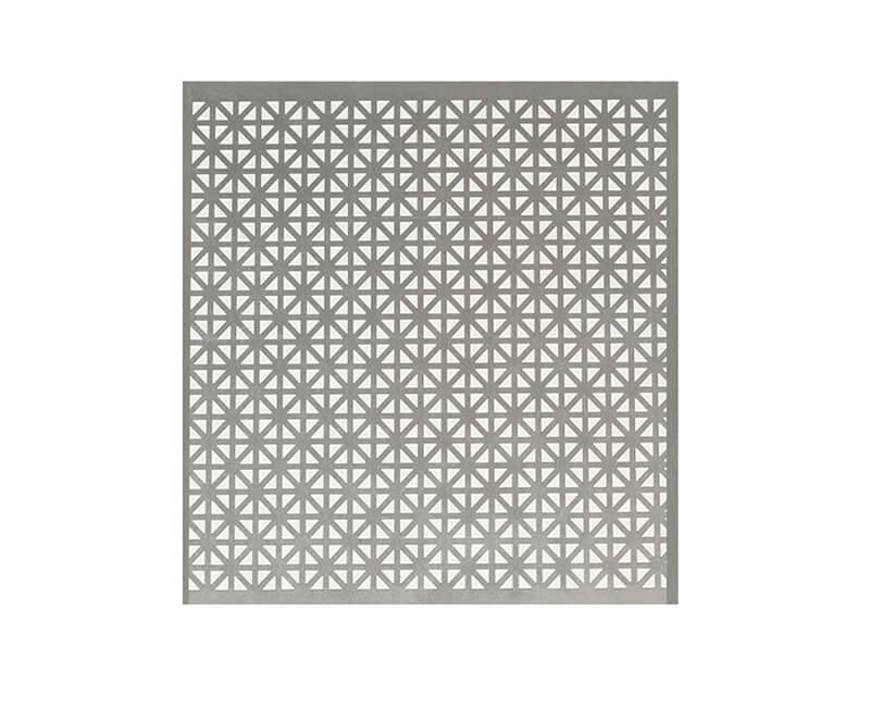 3' X 3' Union Jack Aluminum Sheet
