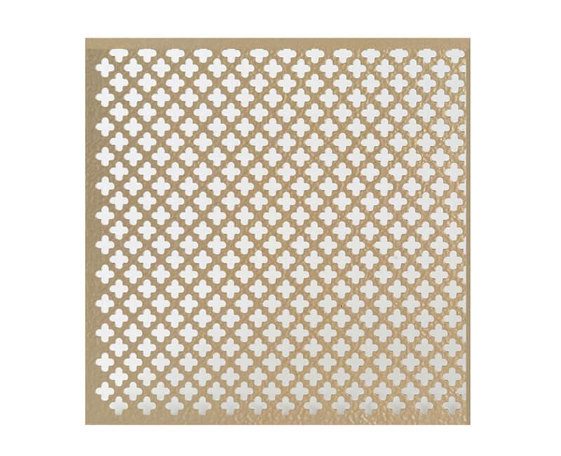 3' X 3' Cloverleaf Albras Sheet